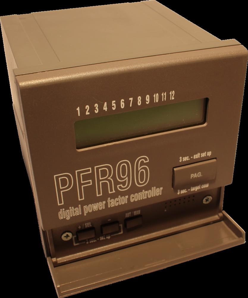 PFR96 6 RELAY 210-250V - Power Quality e-shop